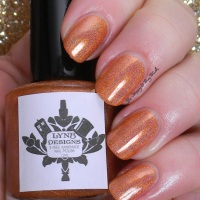 LynBDesigns Am I Ginger? + Nightmare Revisited swatches + review
