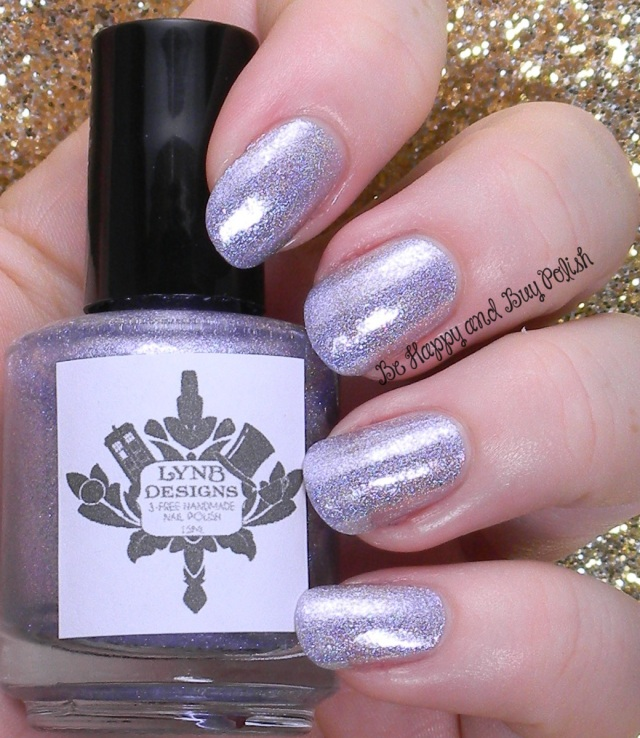 LynBDesigns M'Lady's Perogative | Be Happy and Buy Polish