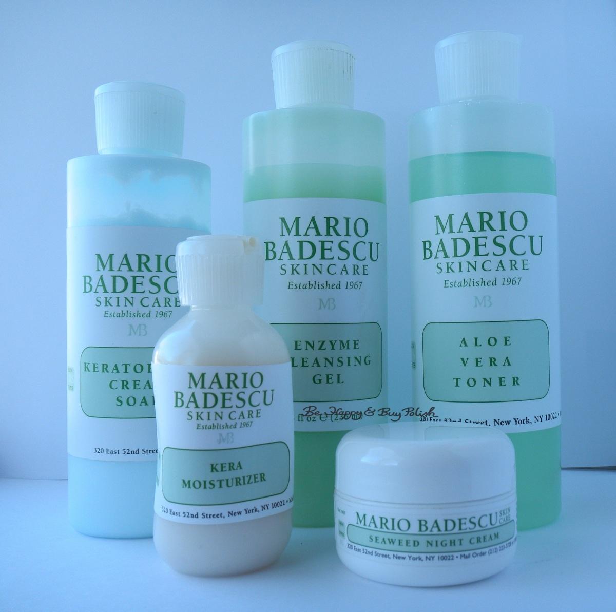 Healthy Skin Care: Healthy Skin With Mario Badescu #JanuaryBeauty