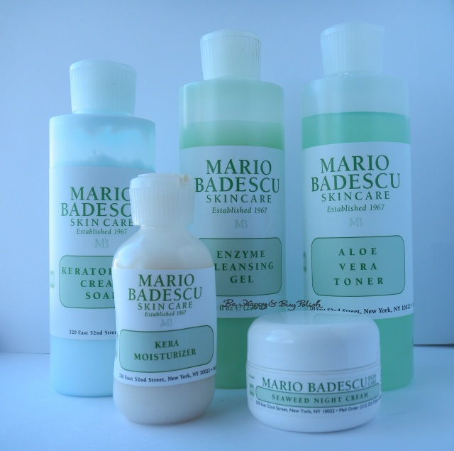 Mario Badescu skin care | Be Happy And Buy Polish