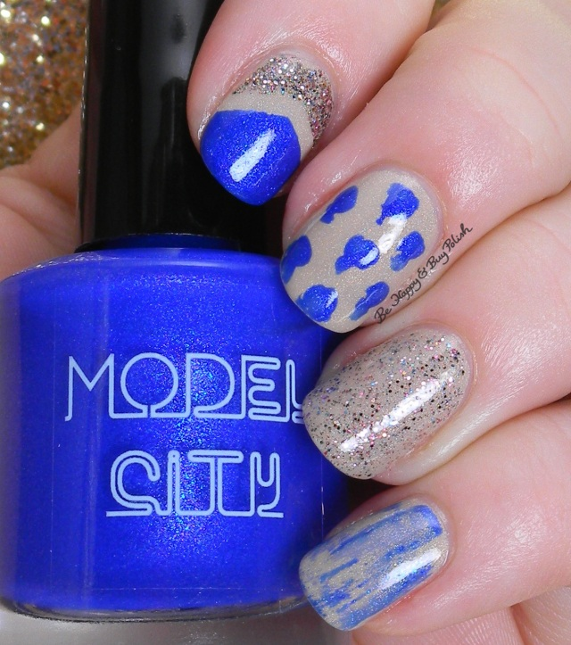 Model City Electric Lemonade skittlette | Be Happy And Buy Polish