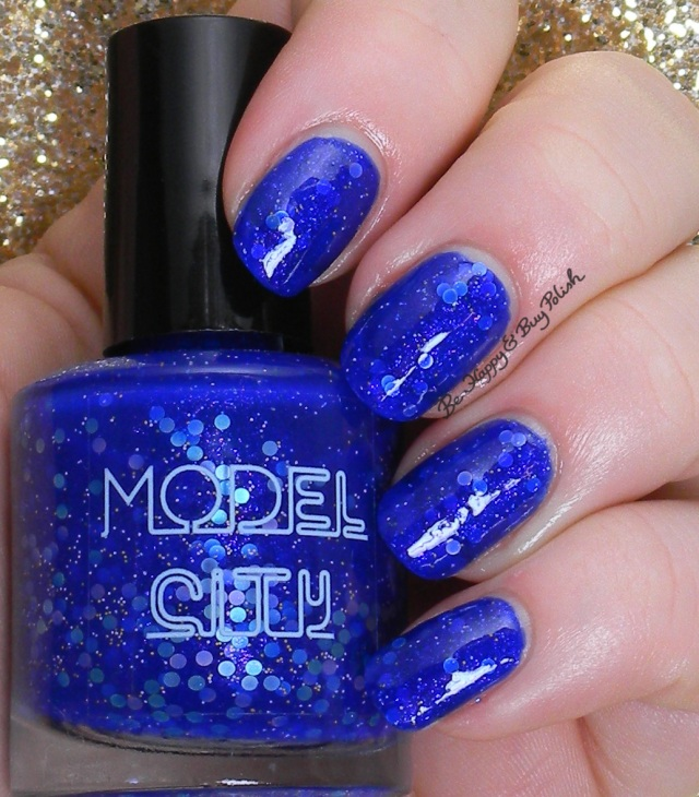 Model City Polish April Showers | Be Happy And Buy Polish