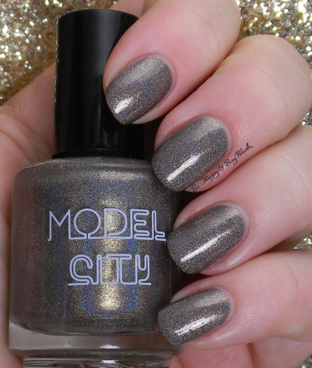 Model City Polish Dark Roast | Be Happy And Buy Polish