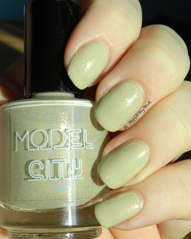 Model City Polish Latte sun shot | Be Happy And Buy Polish