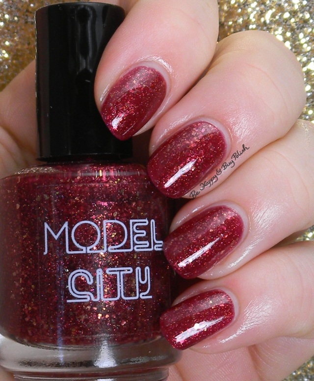 Model City Polish Once Bitten | Be Happy And Buy Polish