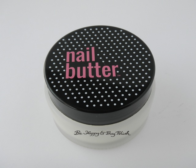 nail butter bottle shot | Be Happy And Buy Polish