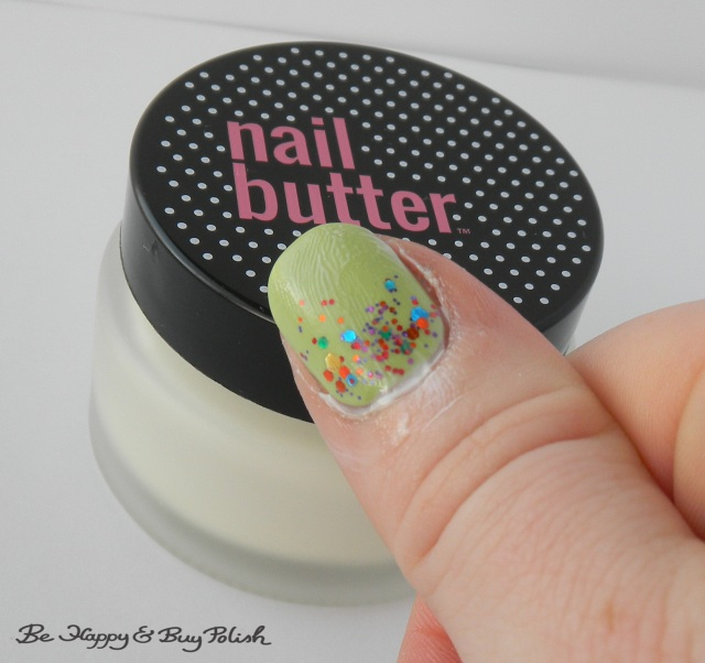 nail butter on nail | Be Happy And Buy Polish