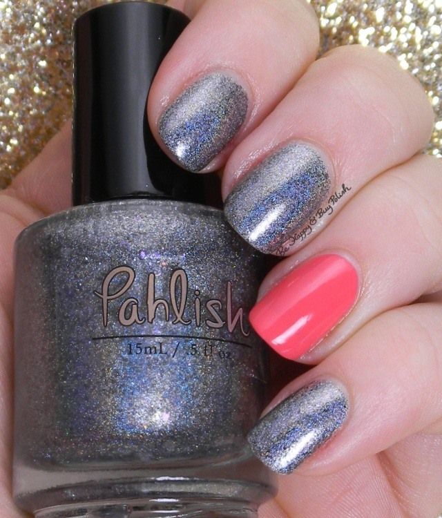 Pahlish Shadow Proclamation, Orly First Blush | Be Happy And Buy Polish