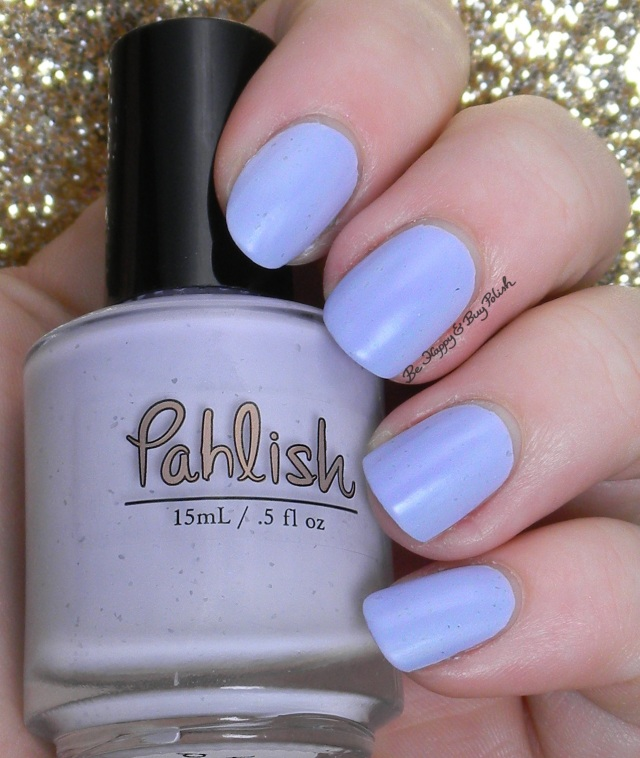 Pahlish Soft and Sweet matte | Be Happy And Buy Polish