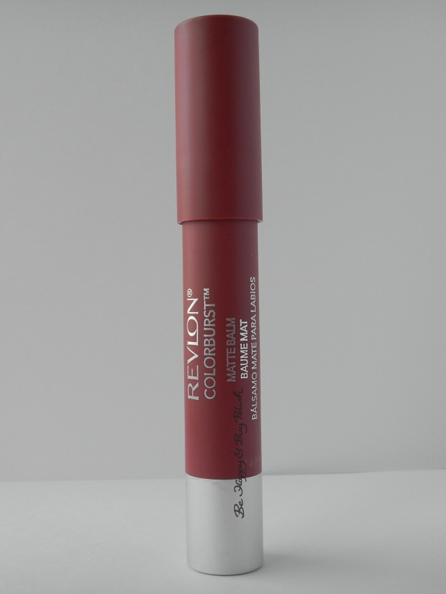 Revlon Colorburst Matte Balm Sultry | Be Happy And Buy Polish