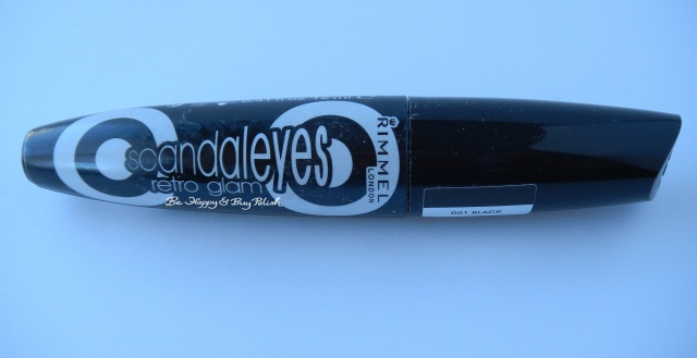 Rimmel London Scandal Eyes mascara | Be Happy And Buy Polish