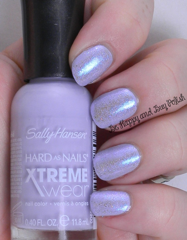 Sally Hansen Water Orchid, Ice Pop, Enchanted Polish Ice Castle | Be Happy And Buy Polish
