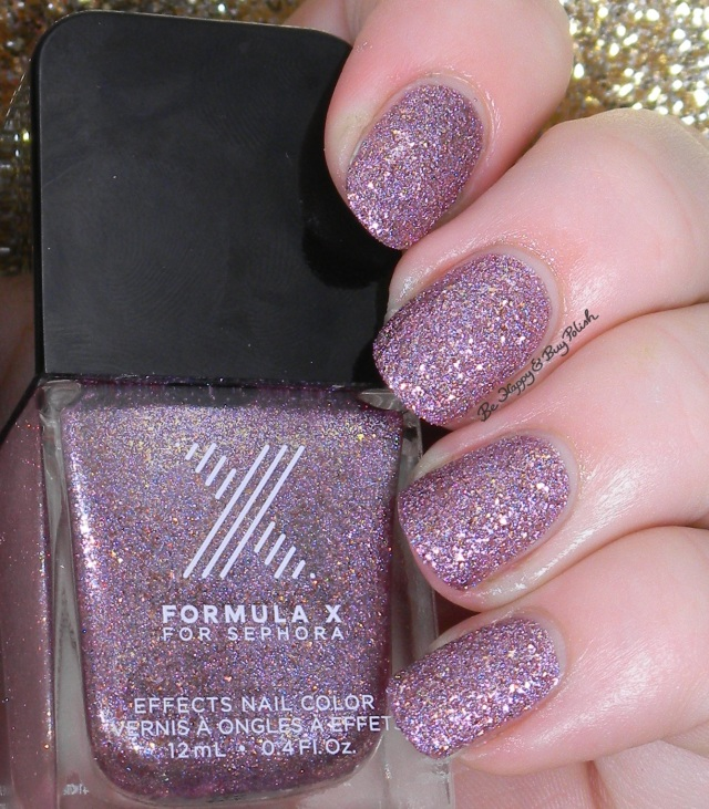 Sephora Formula X Intergalactic | Be Happy And Buy Polish