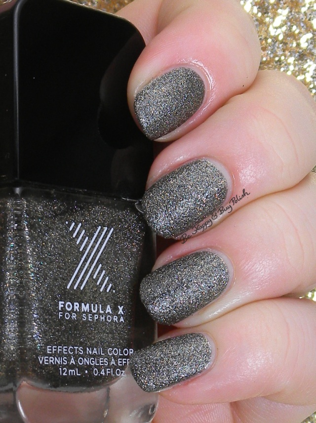 Sephora Formula X Super Charged | Be Happy And Buy Polish