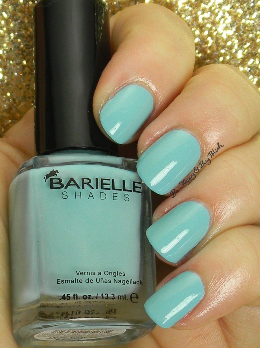 Barielle Gentle Breeze Nail Polish Collection Swatches Review Be Happy And Buy Polish