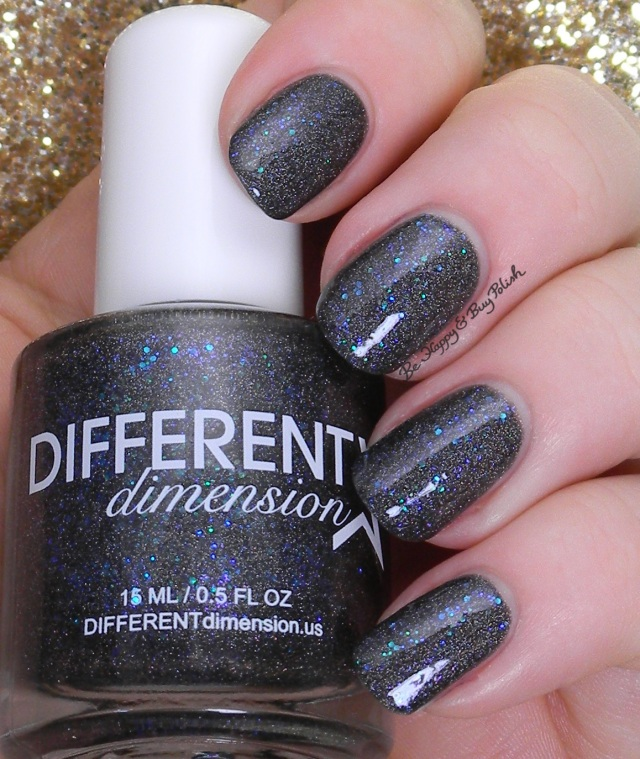 Different Dimension Black Dahlia | Be Happy And Buy Polish