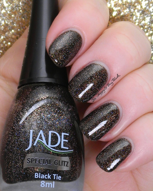 Jade Black Tie | Be Happy And Buy Polish