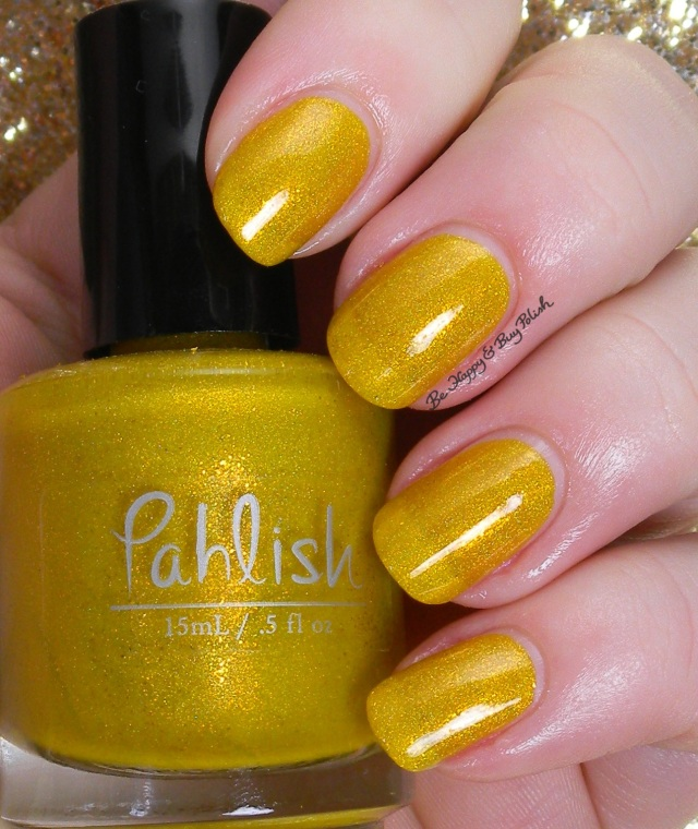 Pahlish Always Bring a Banana | Be Happy And Buy Polish