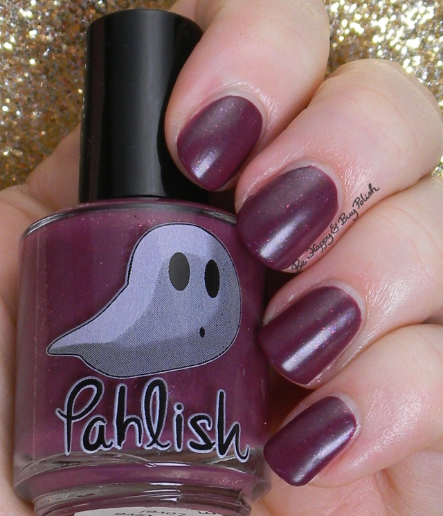 Pahlish Boo Give Love with Cult Nails Wax That | Be Happy And Buy Polish