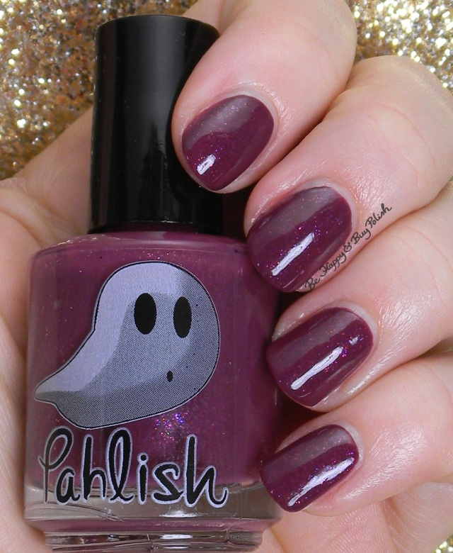 Pahlish Boo Give Love | Be Happy And Buy Polish