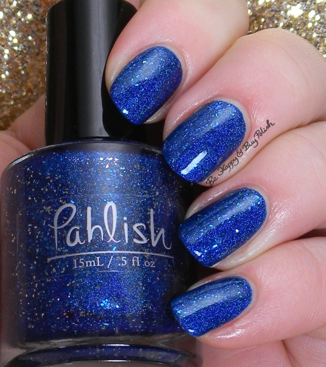 Pahlish Snow Over the Rhone | Be Happy And Buy Polish