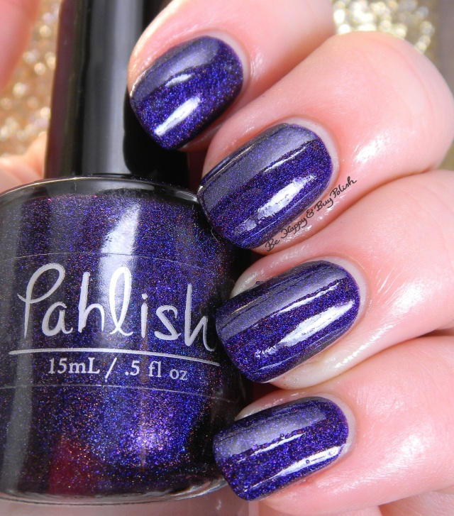 Pahlish The Human Superpower | Be Happy And Buy Polish