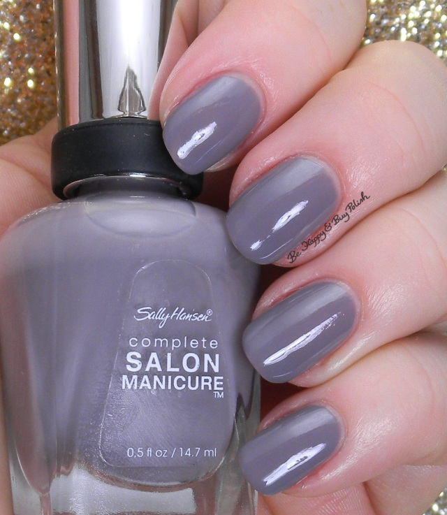 Sally Hansen Greige Gardens | Be Happy And Buy Polish