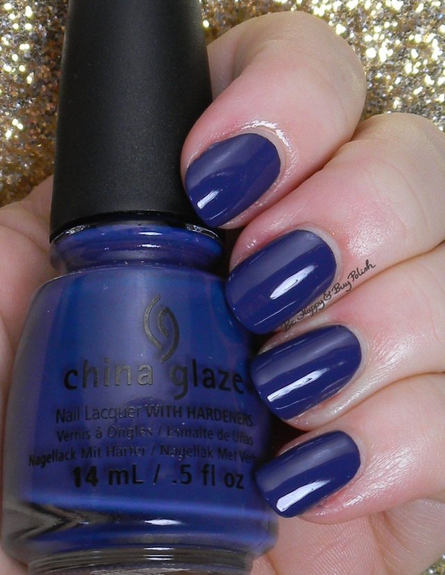 China Glaze Queen B | Be Happy And Buy Polish