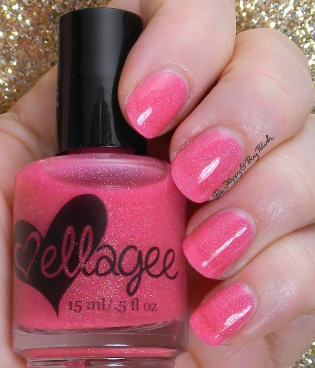 ellagee Buzz | Be Happy And Buy Polish