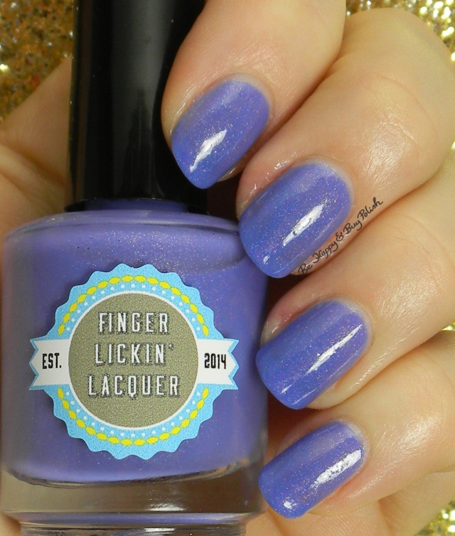 Finger Lickin' Lacquer Lilac Festival | Be Happy And Buy Polish