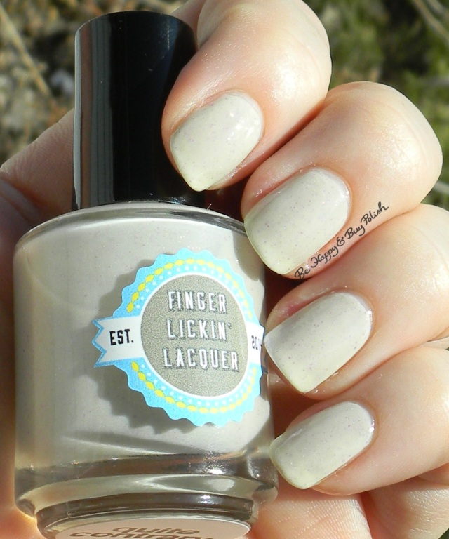 Finger Lickin' Lacquer Quite Contrary sun shot | Be Happy And Buy Polish