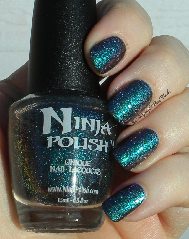 Ninja Polish Hydra over Mentality Kindness full sun | Be Happy And Buy Polish