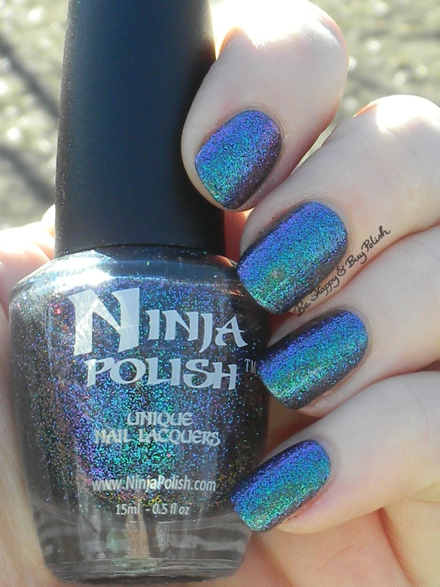 Ninja Polish Hydra over | Be Happy And Buy Polish