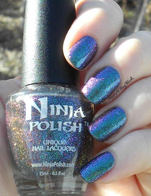 Ninja Polish Hydra over Mentality Kindness shift | Be Happy And Buy Polish
