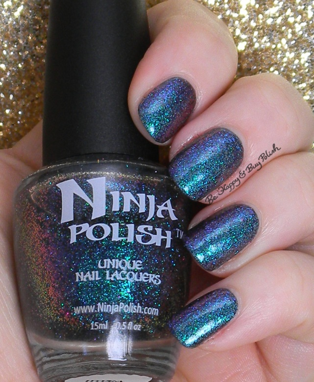 Ninja Polish Hydra over Mentality Kindness | Be Happy And Buy Polish