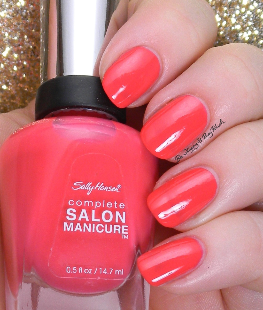 Sally Hansen Frutti Petutie swatch + review