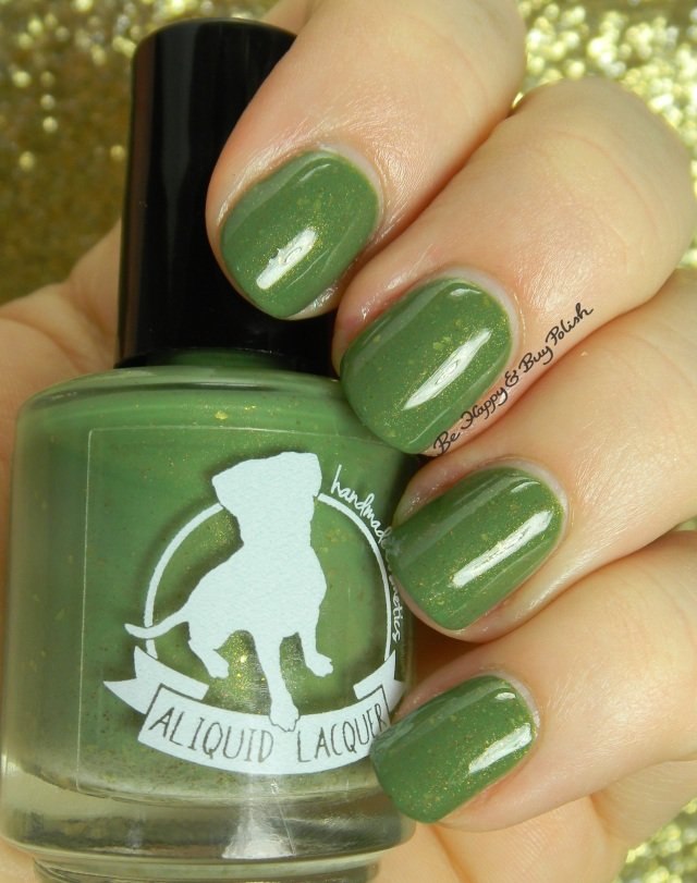 ALIQUID Lacquer Feronia | Be Happy And Buy Polish