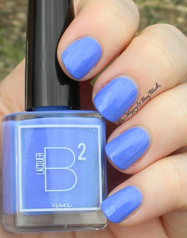 B Squared Lacquer Down Tempo | Be Happy And Buy Polish