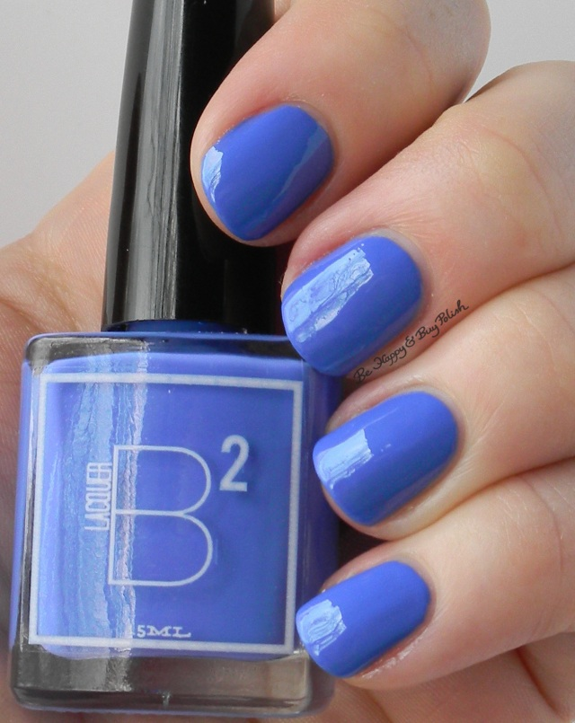 B Squared Lacquer Down Tempo natural light | Be Happy And Buy Polish