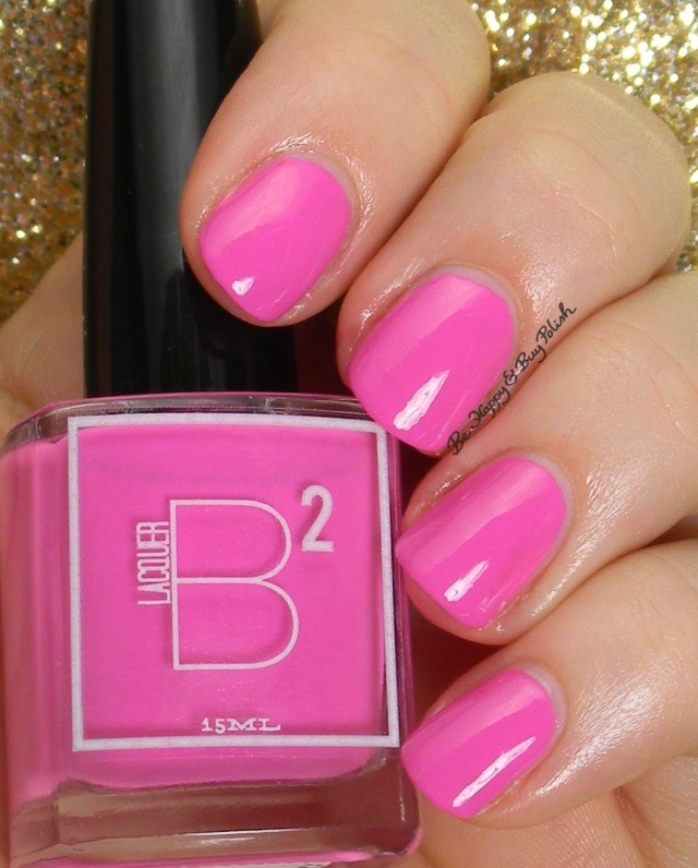 B Squared Lacquer Kandi | Be Happy And Buy Polish