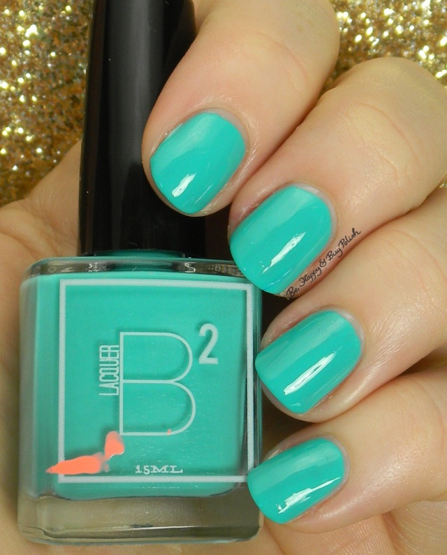 B Squared Lacquer Plur | Be Happy And Buy Polish