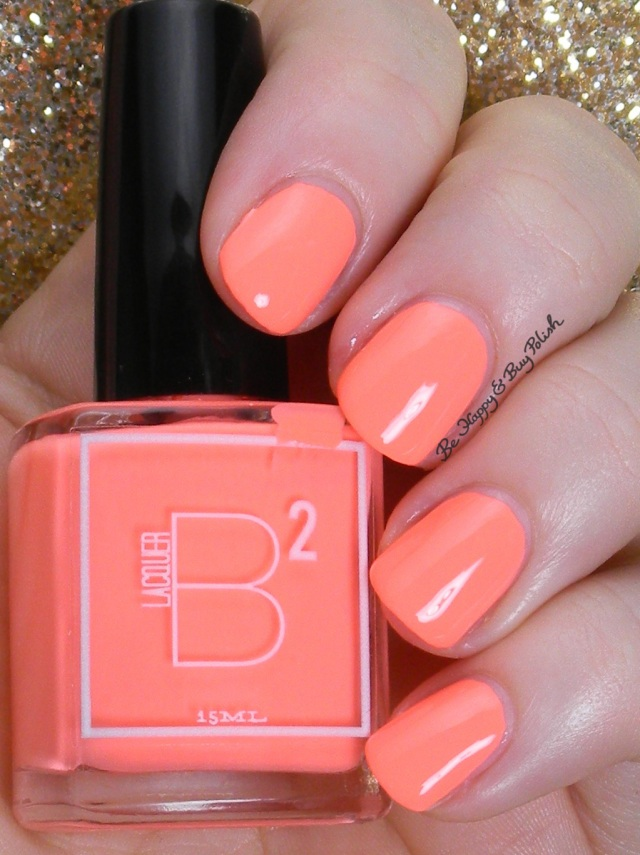 B Squared Lacquer Trance | Be Happy And Buy Polish