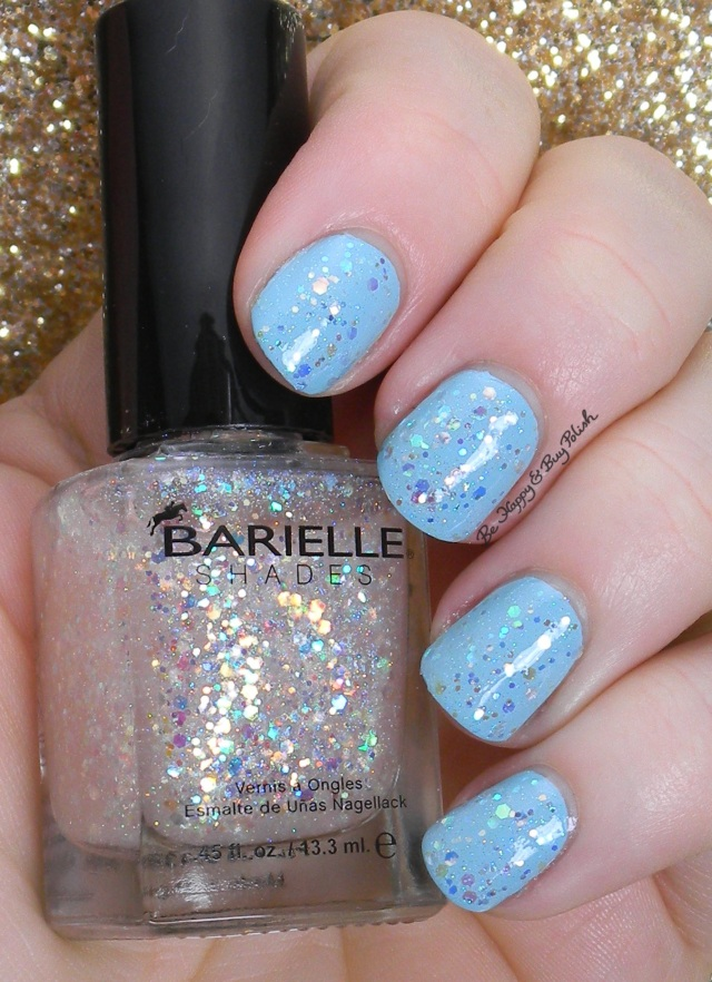 Barielle Angel Dust over Barielle Heaven Sent | Be Happy And Buy Polish