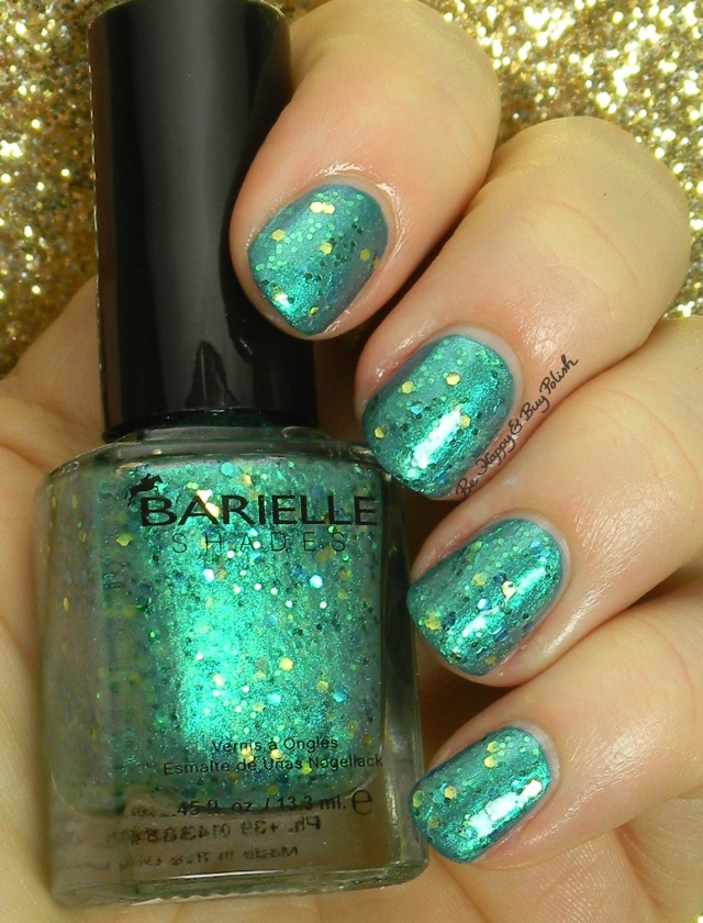 Barielle Sea Urchin over Barielle Under the Sea | Be Happy And Buy Polish