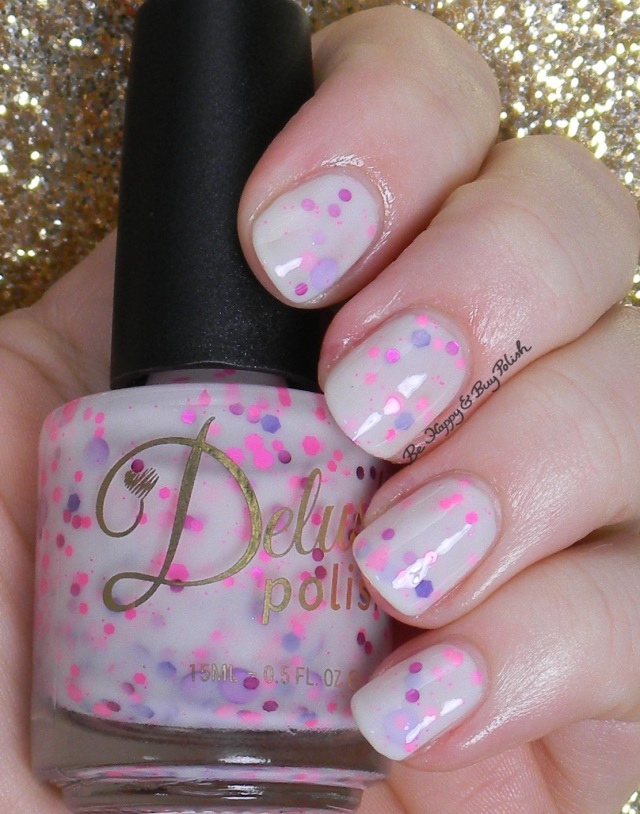 Delush Polish A Peony For Your Thoughts | Be Happy And Buy Polish