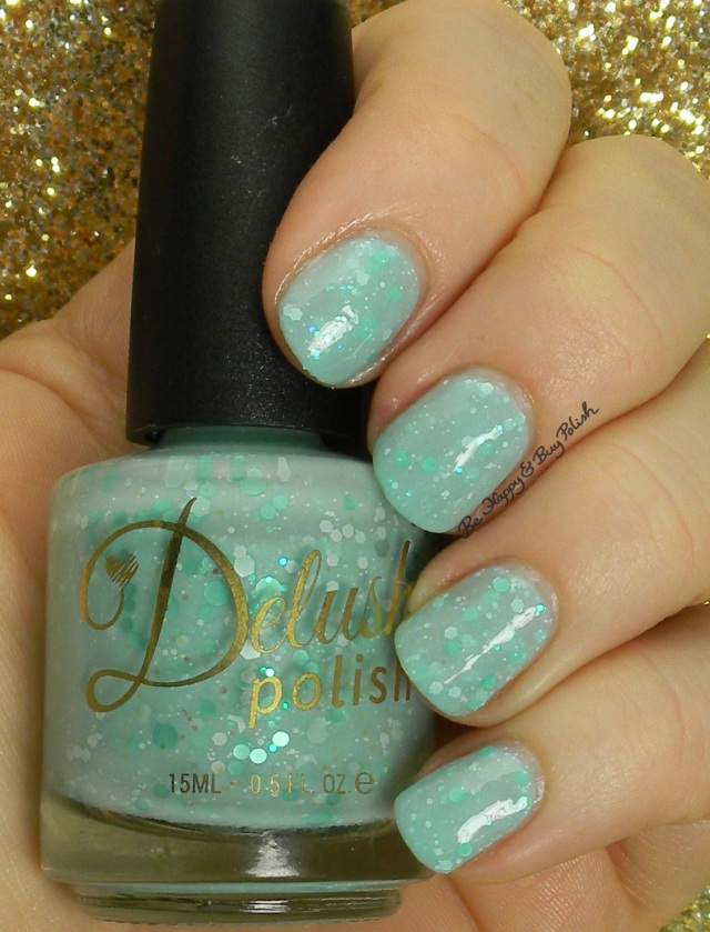 Delush Polish Amazemint | Be Happy And Buy Polish
