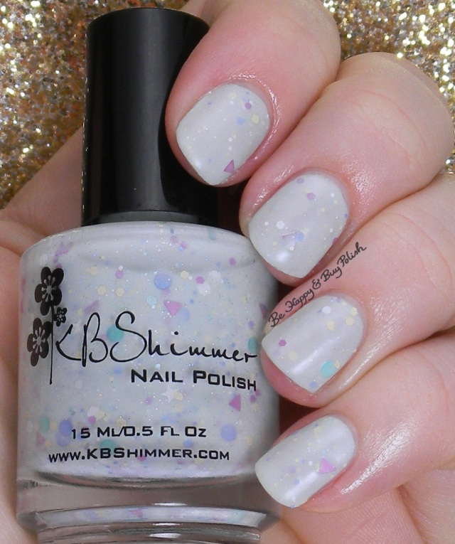 KBShimmer Cool Hand Cuke matte | Be Happy And Buy Polish