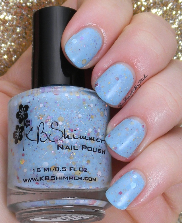 KBShimmer Wind Swarm matte | Be Happy And Buy Polish