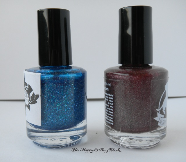 LynBDesigns Absolutely Absolem, ALIQUID Lacquer Bellona | Be Happy And Buy Polish
