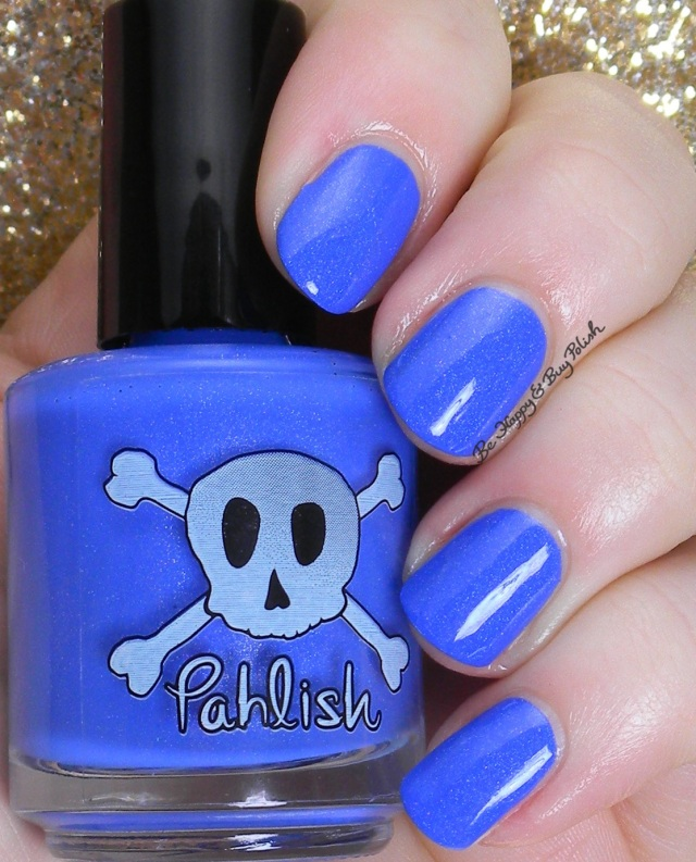 Pahlish Sailing the Hispaniola | Be Happy And Buy Polish